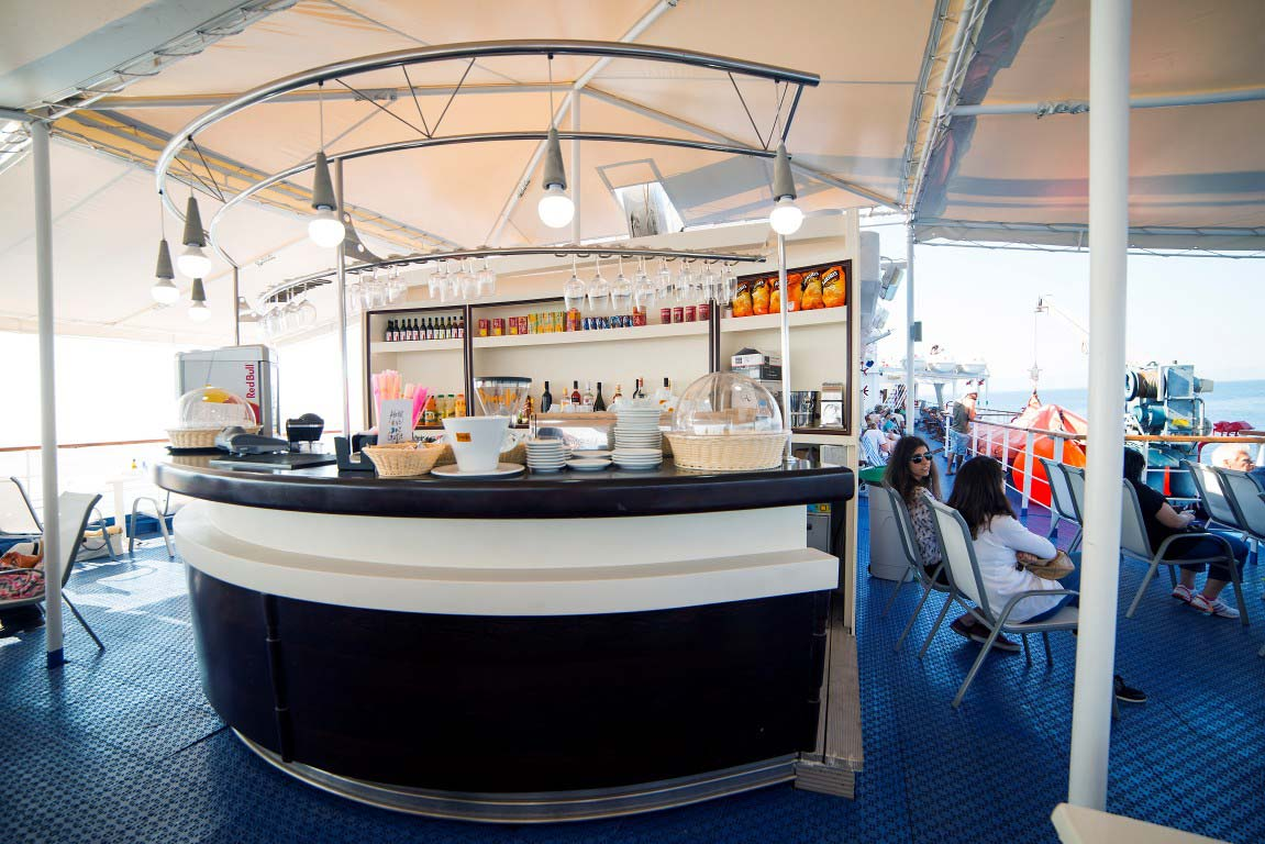 Upper Deck Bar